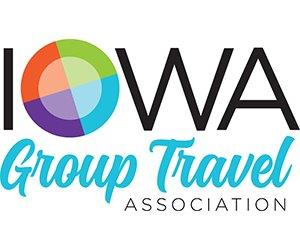 Iowa Group Travel Associaton Logo