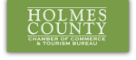 Holmes County Chamber of Commerce & Tourism Bureau Logo