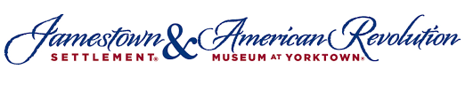 Jamestown Settlement & American Revolution Museum at Yorktown Logo