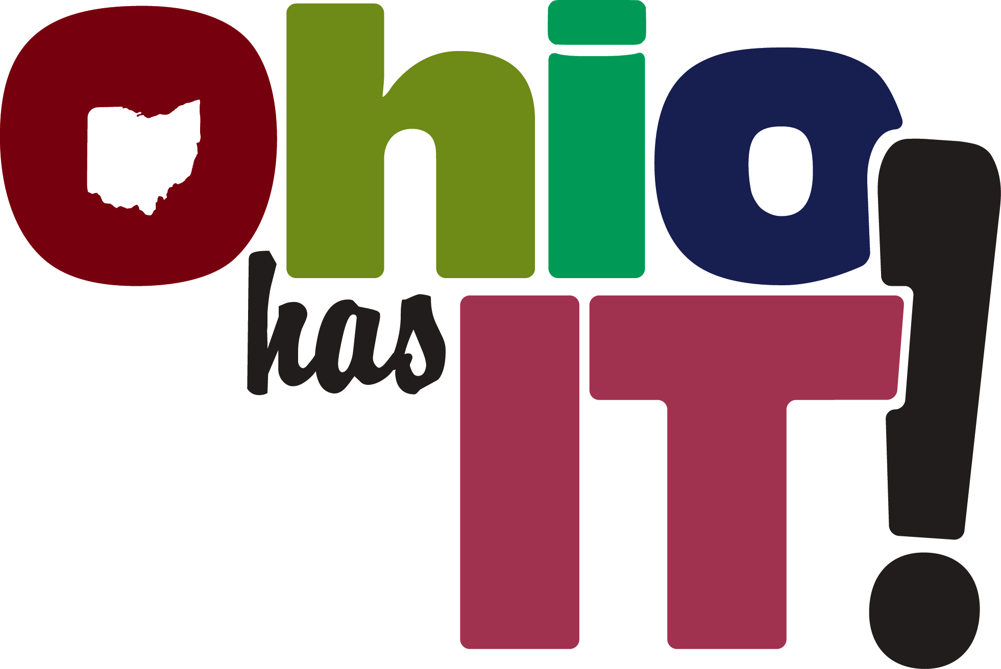 Ohio Has It Logo