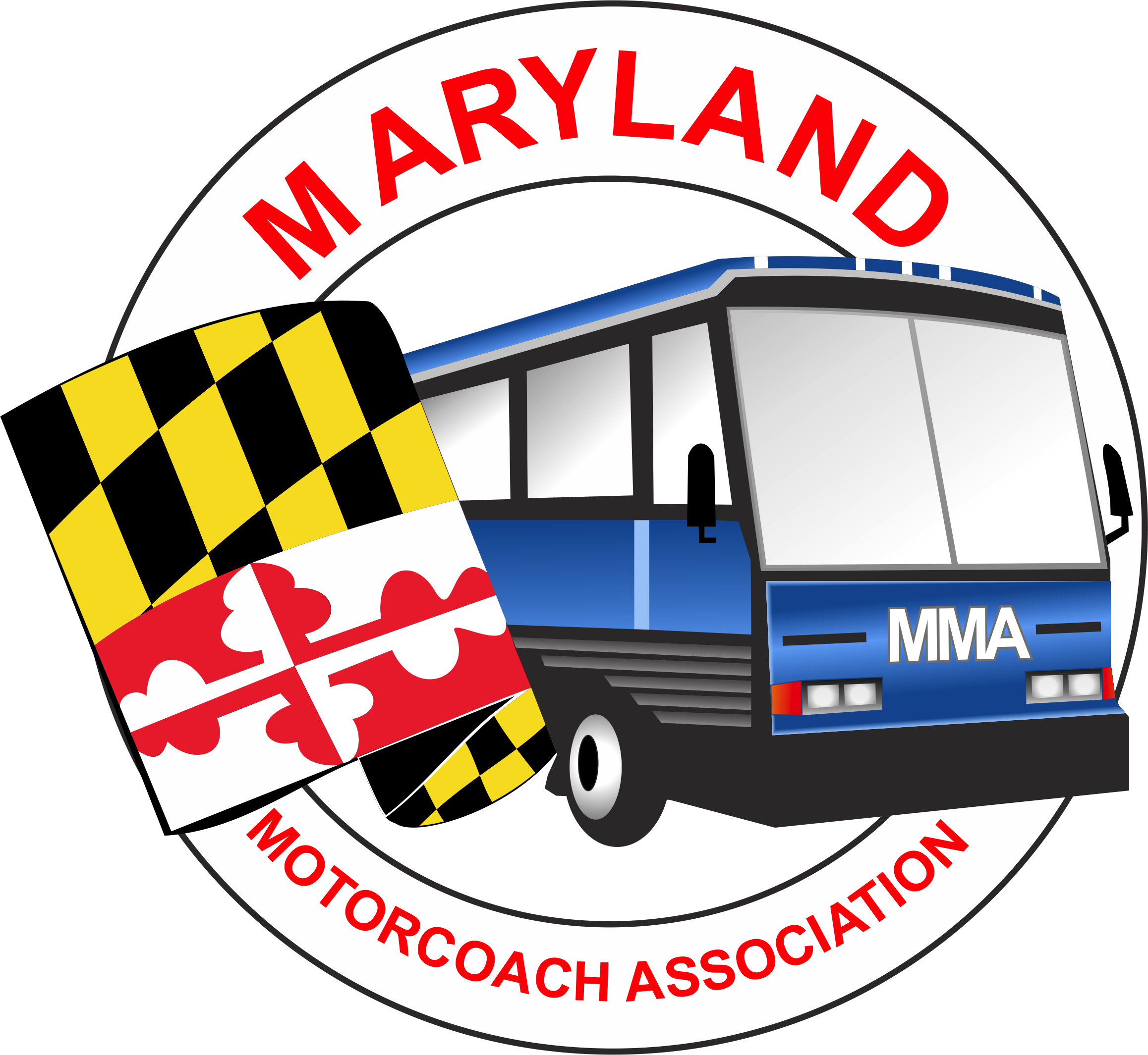 Maryland Motorcoach Association Logo